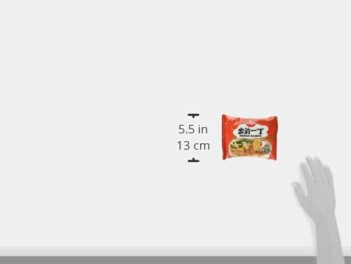 Nissin Demae Ramen Sesame Instant Noodles, 100 g, Pack of 30