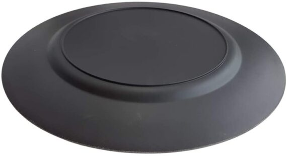 Schone Products (UK) olden Dining Charger Plate – Luxury Touch to your Christmas Table – THE SPIRIT OF XMAS
