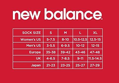 New Balance Sports Cushioned Crew 3 Pack