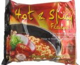 Mama Hot & Spicy Noodles - 20 Packets