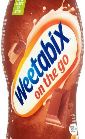Weetabix On The Go Chocolate Breakfast Drink, 250 ml, Pack of 8