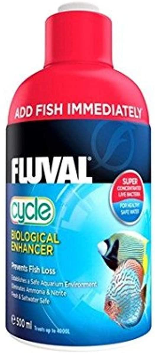 Fluval Cycle Biological Aquarium Water Treatment, 0.56 kg