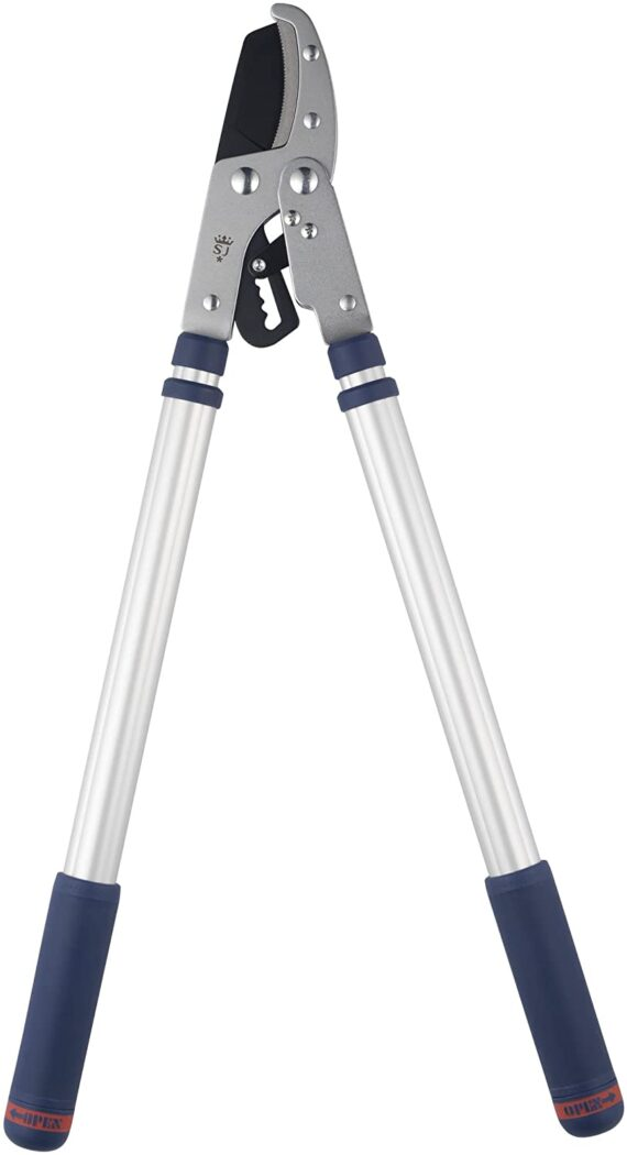 Spear and Jackson W213 Razorsharp Telescopic Ratchet Anvil Lopper