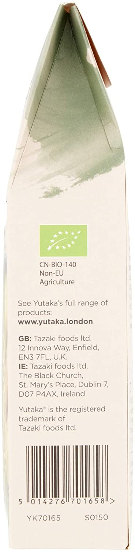 Yutaka Gluten Free and Organic Shirataki Konjac Noodles, 200 g, Pack of 6