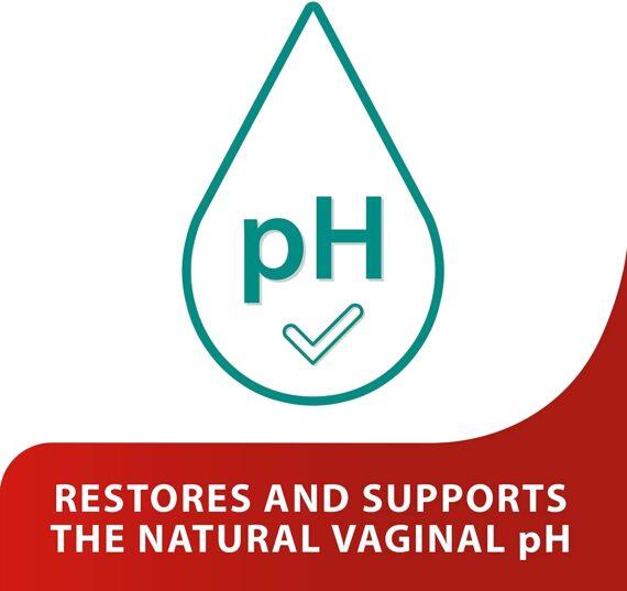 Canesbalance Gel for Bacterial Vaginosis Symptom Treatment Applicators, Pack of 7