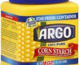 Argo 100% Pure Corn Starch