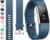 DigiHero For fitbit Charge 2 straps,Replacement strape for Fitbit charge 2 strap (1 Pack), Adjustable Sport Wristbands for Women/Men,Small/Large