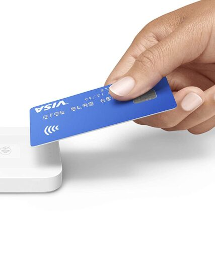 Square Card Reader - Accept Contactless and Chip & PIN, Apple Pay and Google Pay