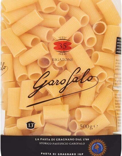 Garofalo Rigatoni Dry Pasta, 500g