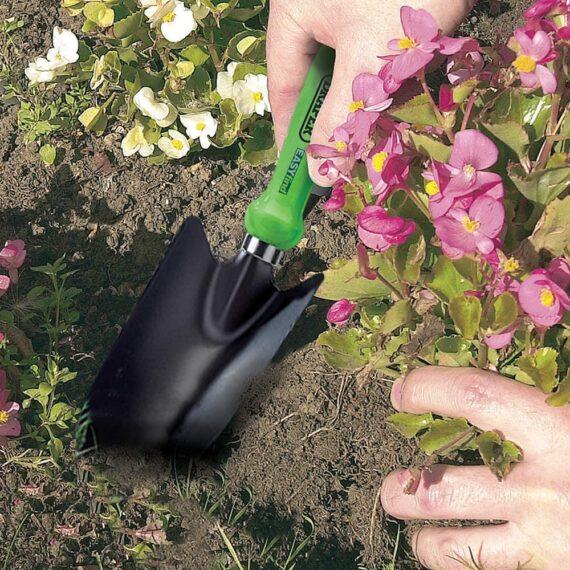 Draper 83972 Easy Find Gardening Hand Tool Set - Green (3-Piece)