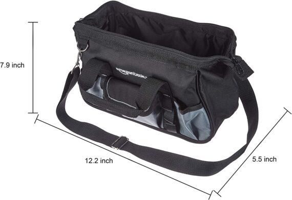 AmazonBasics Tool Bag - 30.5 cm