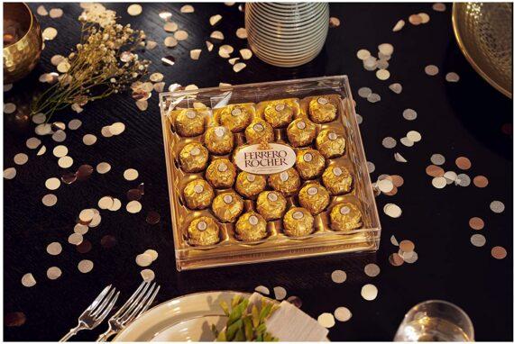 Ferrero Rocher Chocolate , 24 Chocolates