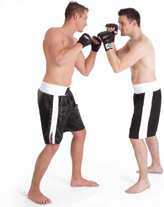 Ultrasport Boxing Gear-Series MMA Ultra Gloves with Built-in Nylon Bandage