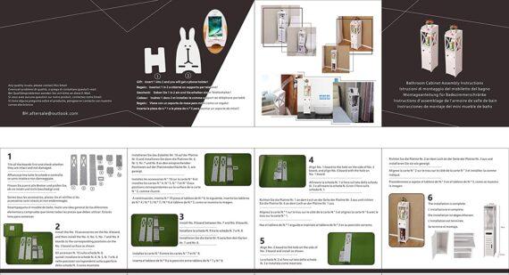 Bathroom Storage Accessories Floor Standing Waterproof Cabinet Bathroom White Robust Bathroom Furniture Bathroom Toilet Silm Shelf Bathroom Organizer Tall Cupboard-78x15.5x15.5cm(Stand Phone for Gift)