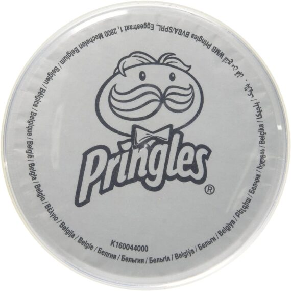 Pringles Texas BBQ Sauce Crisps, (1 x 200g tube)