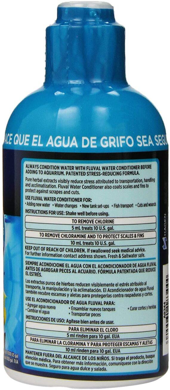 Fluval Aquaplus Aquarium Water Conditioner, 0.56 kg