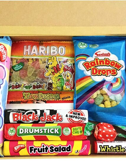 Tabby's Sweet Treats Retro Selection Box